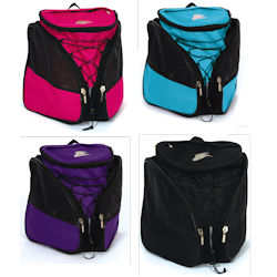 Bungee Ice Skates Bag / Back Pack