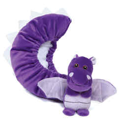 Critter Tail Ice Skate Blade Cover - Dragon